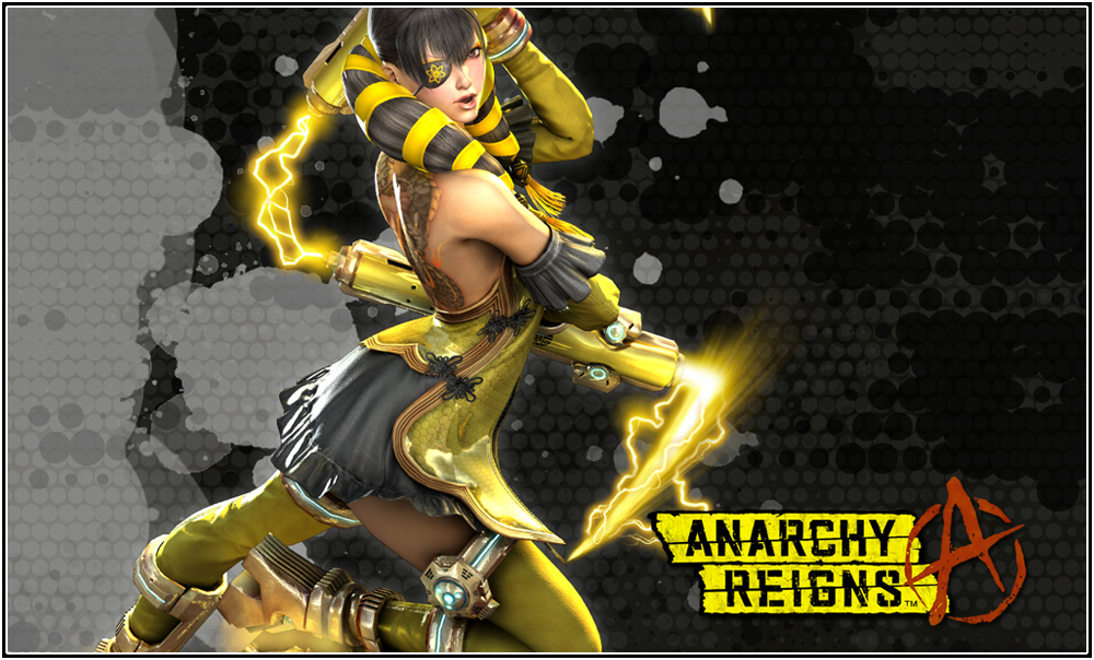 【Anarchy Reigns】Needs a Traditional Fighting Game