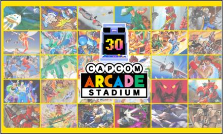 【Capcom Arcade Stadium】Available for PS4, Xbox One, & Steam