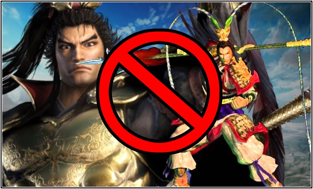 【Gaming Memories】I Should NOT Have Pursued Lu Bu