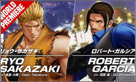 【KOFXV】Ryo Sakazaki & Robert Garcia Character Trailers