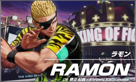 【KOFXV】Ramón Character Trailer