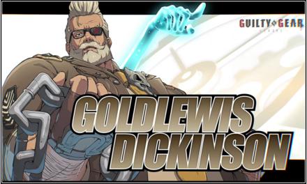 【GGST】Goldlewis Dickinson Trailer